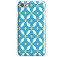 Geometric Florals iPhone Case/Skin