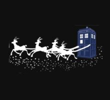 The Doctor's Christmas by toriecheer
