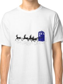 The Doctor's Christmas 2! Classic T-Shirt