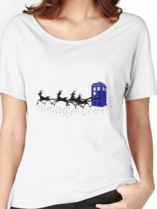 The Doctor's Christmas 2! Women's Relaxed Fit T-Shirt