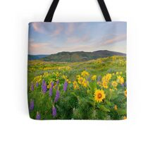 Meadow of Spring Tote Bag