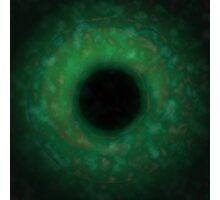 Green Eye Photographic Print