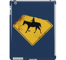 [Sleepy Hollow] - The Headless Horseman iPad Case/Skin