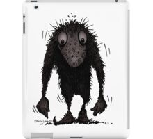 Funny Cute Scary Troll iPad Case/Skin