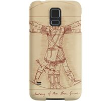 Anatomy of a Town Guard Samsung Galaxy Case/Skin