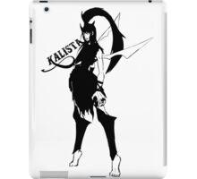 Kalista  iPad Case/Skin