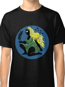 Retro Seventies Zodiac Virgo Classic T-Shirt