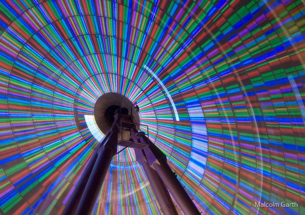 Ferris Wheel detail by Malcolm Garth
