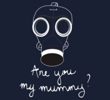Doctor Who - Are you my mummy ? One Piece - Short Sleeve