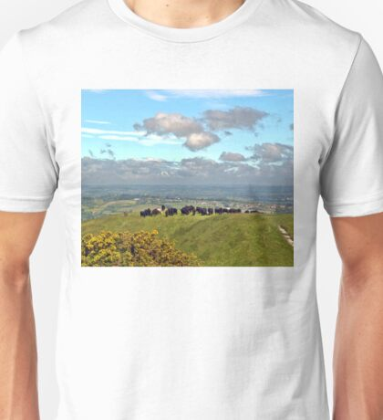 Crowded Hill Unisex T-Shirt