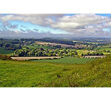 Wiltshire Countryside Photographic Print