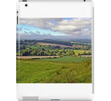 Wiltshire Countryside iPad Case/Skin