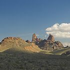 Mule Ears Peak by Tamas Bakos