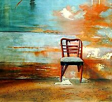 Sit Here a While by mariarty