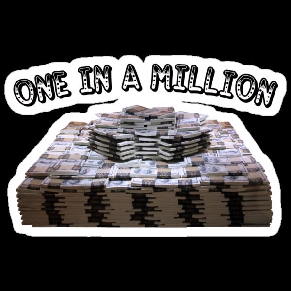 1 in a Million by Daniel J. McCauley IV