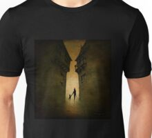 Out of the shadows and into the light Unisex T-Shirt