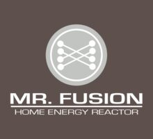 Mr. Fusion - Light T-Shirt