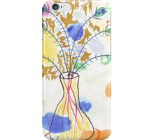 Some Peacock Feathers iPhone Case/Skin