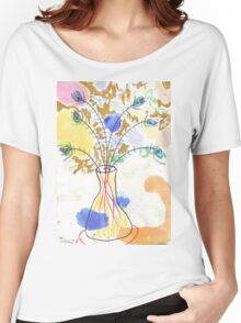 Some Peacock Feathers Women's Relaxed Fit T-Shirt