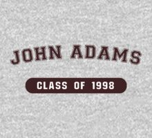 John Adams High - Class of 98 (Dark) by trevorbrayall