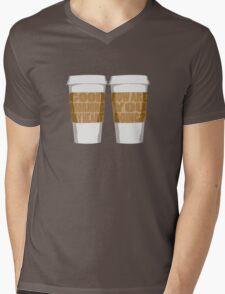 Good Morning My Heart Mens V-Neck T-Shirt