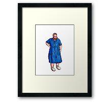 Ethel Darling Framed Print