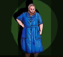Ethel Darling by billyfalcon