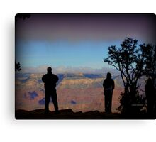 Photographing the Grand Canyon Canvas Print