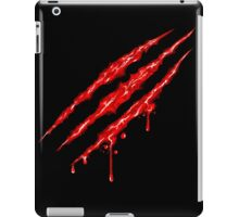 Claw Marks  iPad Case/Skin