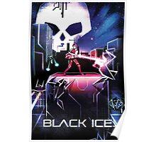 Black Ice Mako Poster Poster
