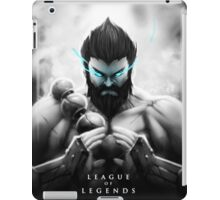 League of Legends - Udyr iPad Case/Skin