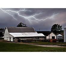 Ohio Storm Photographic Print
