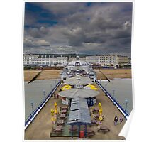 Eastbourne Pier - UK Poster