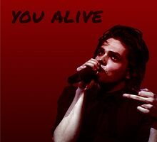 Gerard Way by Jrs1998