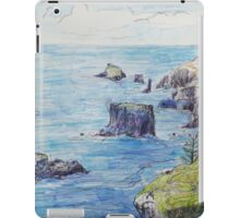 The Northern Islets of Norfolk iPad Case/Skin