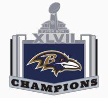 Ravens 2012 by artguy24
