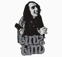 Tiny Tim #3 - Sticker by matttluchowski