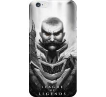 League of Legends - Braum iPhone Case/Skin