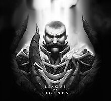 League of Legends - Braum by leagueofposters