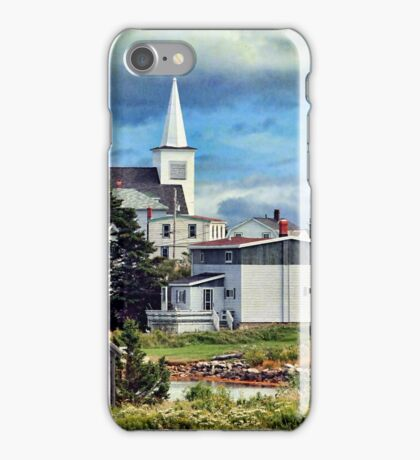 Prospect, Nova Scotia iPhone Case/Skin
