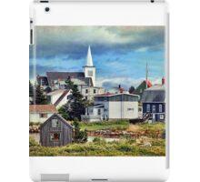 Prospect, Nova Scotia iPad Case/Skin