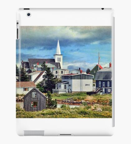 Prospect, Nova Scotia iPad Case/Skin