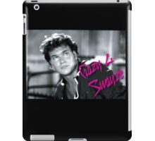 Crazy 4 Swayze iPad Case/Skin