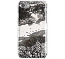 Rideau River Circles iPhone Case/Skin
