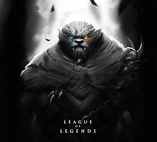 League of Legends - Rengar by leagueofposters