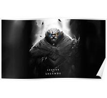 League of Legends - Rengar Poster