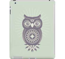 Third Owl Blind iPad Case/Skin