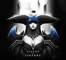 League of Legends - Lissandra by leagueofposters