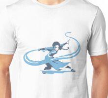 Minimalist Katara from Avatar the Last Airbender Unisex T-Shirt