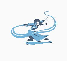 Minimalist Katara from Avatar the Last Airbender Unisex T-Shirt